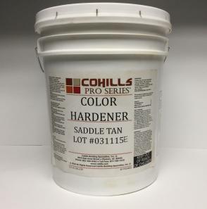 Color Hardener/Release Agent